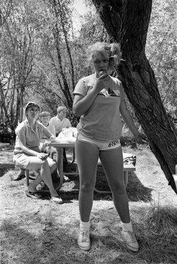 Sage Sohier (American, born 1954). Bear Lake, Utah, 1985. Gelatin silver photograph, image: 15 3/4 x 10 1/2 in. (40.0 x 26.7 cm). Brooklyn Museum, Gift of the artist, 1997.55.2. © Sage Sohier