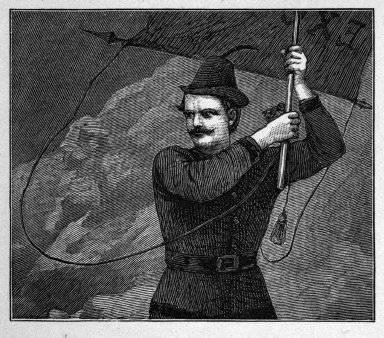 "Winslow Homer (American, 1836-1910). ""His brow was sad,"" 1878. Wood engraving, Image: 2 1/4 x 2 5/8 in. (5.7 x 6.7 cm). Brooklyn Museum, Gift of Harvey Isbitts, 1998.105.199"