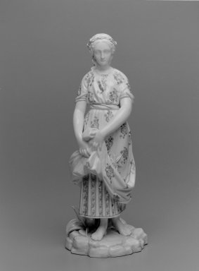Worcester Royal Porcelain Co. (founded 1751). Virginia, shape 46, ca. 1890. Porcelain, 12 1/2 x 5 x 5 3/4 in. (31.8 x 12.7 x 14.6 cm). Brooklyn Museum, Gift of the Estate of Harold S. Keller, 1999.152.272. Creative Commons-BY