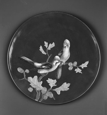 Worcester Royal Porcelain Co. (founded 1751). Wall Plaque, ca. 1870. Porcelain, 1 1/4 x 15 3/4 in. (3.2 x 40 cm). Brooklyn Museum, Gift of the Estate of Harold S. Keller, 1999.152.337. Creative Commons-BY
