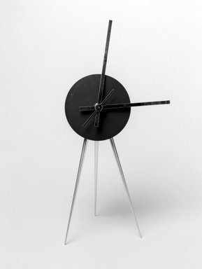 Brooklyn Museum: Abaxial Clock