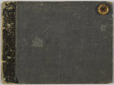 Francis William Edmonds (American, 1806-1863). British Isles Sketchbook, 1841. Graphite on cream, moderately thick, slightly textured wove paper, 4 3/4 x 6 5/16 x 1/4 in. (12.1 x 16 x 0.6 cm). Brooklyn Museum, Purchase gift of Mr. and Mrs. Leonard L. Milberg, 1999.6.2