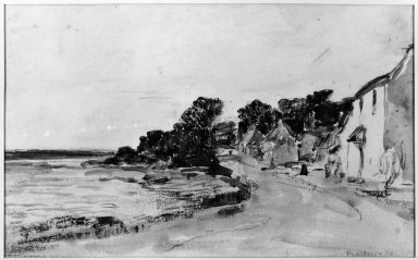 Brooklyn Museum: Village and Landscape