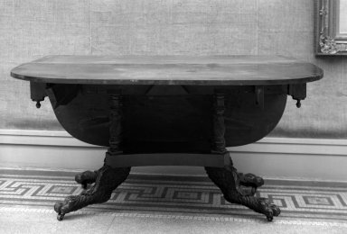 Drop Leaf Card Table