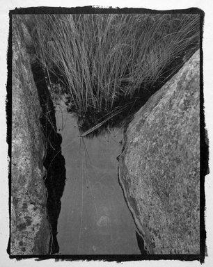 """Koichiro Kurita (Japanese, born 1943). """"Fenske Lake"""" Boundary Water, MN, 1998. Platinum palladium print, Sheet: 25 1/2 x 19 1/2 in. (64.8 x 49.5 cm). Brooklyn Museum, Gift of Wallace B. Putnam from the Estate of Consuelo Kanaga, by exchange, 2000.33.1. © Koichiro Kurita"""