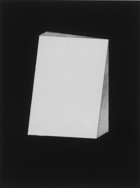 James Turrell (American, born 1943). [Untitled], 1999. Gravure, aquatint, photolithograph, sheet: 18 1/2 x 15 in. (47 x 38.1 cm). Brooklyn Museum, Robert A. Levinson Fund, 2000.84.2. © James Turrell