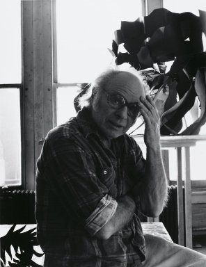 Arthur Mones (American, 1919-1998). G. Sugerman, 1980. Gelatin silver photograph, image:  13 1/2 x 10 1/2 in.  (34.3 x 26.7 cm);. Brooklyn Museum, Gift of Wayne and Stephanie Mones at the request of their father, Arthur Mones, 2000.89.17. © Estate of Arthur Mones