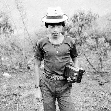 Jonathan Moller (American, born 1963). Domingo, Caba, CPR of the Sierra, Quiche, Guatemala, 1993. Gelatin silver photograph, Sheet: 19 13/16 x 16 in. (50.3 x 40.6 cm). Brooklyn Museum, Gift of the artist, 2002.84.1. © Jonathan Moller