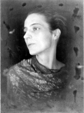 Consuelo Kanaga (American, 1894-1978). Alice Rohrer, 1920s. Toned gelatin silver photograph, Mat: 11 7/8 x 14 1/4 in. (30.2 x 36.2 cm). Brooklyn Museum, Gift of David and Marcia Raymond in memory of Paul Raymond, 2002.85.4