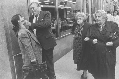 Jeffrey Ladd (American, born 1968). New York City, 1994. Gelatin silver photograph, Sheet: 14 11/16 x 18 5/8 in. (37.3 x 47.3 cm). Brooklyn Museum, Gift of the artist, 2003.23.4. © Jeffrey Ladd