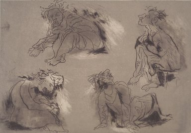 Brooklyn Museum: Homage A Marie