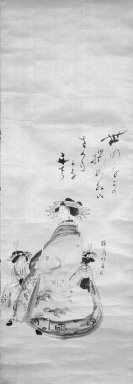 Brooklyn Museum: Hokuba