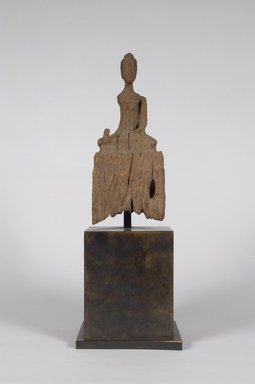 Brooklyn Museum: Seated Buddha