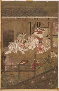 Brooklyn Museum: Domestic Scenes
