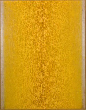Martin Kline (born 1961). Light in August, 2001. Encaustic on panel, 62 x 49 x 4 in. (157.5 x 124.5 x 10.2 cm). Brooklyn Museum, Purchase gift of an anonymous donor, 2005.57. © Martin Kline