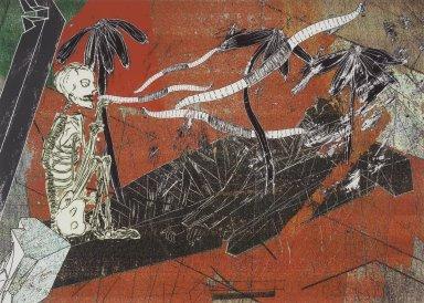 Kiki Smith (American, born Germany, 1954). Untitled (Firmament 2), 2004. Pigment print, 16 3/16 x 21 in. (41.1 x 53.3 cm). Brooklyn Museum, Alfred T. White Fund, 2005.7.2. © Kiki Smith