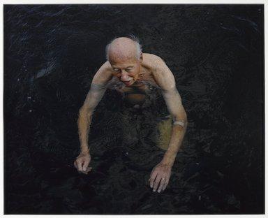 Mitch Epstein (American, born 1952). Dad, Hampton Ponds III, 2002. Chromogenic photograph, 48 7/8 x 60 5/8 in. (124.1 x 154 cm). Brooklyn Museum, Gift of Theodore Kheel, by exchange, 2009.56.1. © Mitch Epstein