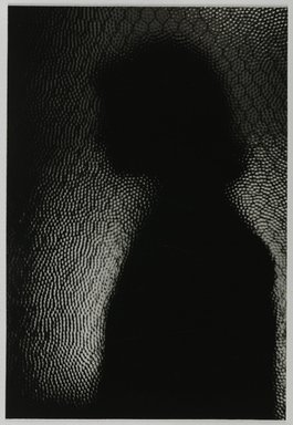 Nathan Lerner (American, 1914-1997). Shadow, 1943, printed later. Gelatin silver photograph mounted on board, Mat: 16 7/8 x 13 7/8 in. (42.9 x 35.2 cm). Brooklyn Museum, Gift of Kiyoko Lerner, 2011.25.37. ©Nathan Lerner