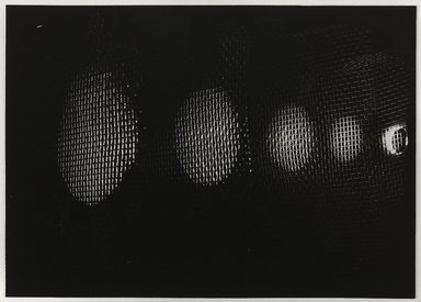 Nathan Lerner (American, 1913-1997). [Untitled], 1937, printed later. Gelatin silver photograph mounted on board, Mat: 16 7/8 x 14 in. (42.9 x 35.6 cm). Brooklyn Museum, Gift of Kiyoko Lerner, 2011.25.44. ©Nathan Lerner