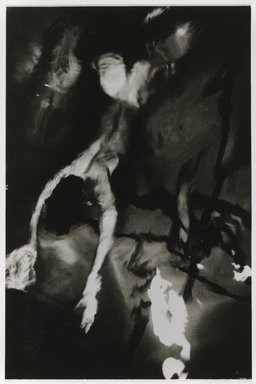 Nathan Lerner (American, 1914-1997). The Swimmer, 1935, printed later. Gelatin silver photograph mounted on board, Mat: 16 7/8 x 14 in. (42.9 x 35.6 cm). Brooklyn Museum, Gift of Kiyoko Lerner, 2011.25.46. ©Nathan Lerner