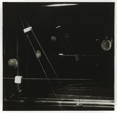 Nathan Lerner (American, 1914-1997). [Untitled], 1938, printed later. Gelatin silver photograph mounted on board, Mat: 16 7/8 x 14 in. (42.9 x 35.6 cm). Brooklyn Museum, Gift of Kiyoko Lerner, 2011.25.48. ©Nathan Lerner