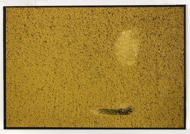Nathan Lerner (American, 1913-1997). Wall Image, Tokyo, Japan, 1974. Chromogenic photograph, Sheet: 5 3/4 x 7 1/4 in. (14.6 x 18.4 cm). Brooklyn Museum, Gift of Kiyoko Lerner, 2011.25.56. ©Nathan Lerner