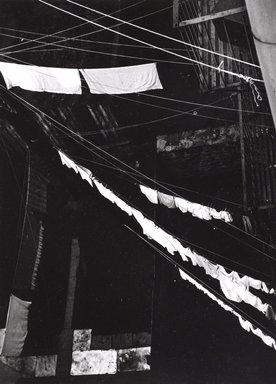 Nathan Lerner (American, 1914-1997). City Light Box Study, New York 1944, Printed 1983. Selenium-toned print, Sheet: 20 x 16 in. (50.8 x 40.6 cm). Brooklyn Museum, Gift of Kiyoko Lerner, 2011.25.76. ©Nathan Lerner