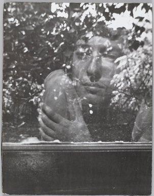 Nathan Lerner (American, 1914-1997). Lillian, 1935. Photo mounted on board, Sheet: 13 1/4 x 10 1/4 in. (33.7 x 26 cm). Brooklyn Museum, Gift of Kiyoko Lerner, 2011.25.7. ©Nathan Lerner