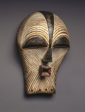 Brooklyn Museum: Female Kifwebe Mask