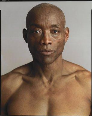 Timothy Greenfield-Sanders (American, born 1952). Bill T. Jones, 2007. Inkjet print, 58 x 44 in. (147.3 x 111.8 cm). Brooklyn Museum, Gift of Michael Sloane, 2013.54.1. ©Timothy Greenfield-Sanders