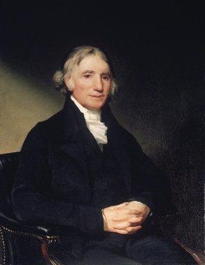 Thomas Sully (American, born England, 1783-1872). Cumberland Dugan, 1821. Oil on canvas, 35 13/16 x 27 15/16 in. (91 x 71 cm). Brooklyn Museum, Carll H. de Silver Fund, 21.56