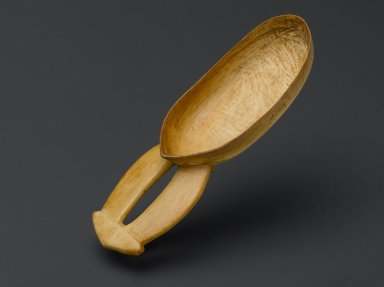 Brooklyn Museum: Spoon (Kalukili)