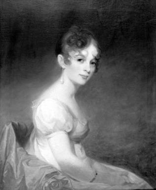 Thomas Sully (American, born England, 1783-1872). Anne W. Waln, 1808. Oil on canvas, 29 1/16 x 23 7/8 in. (73.8 x 60.6 cm). Brooklyn Museum, Carll H. de Silver Fund, 22.1831