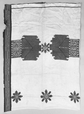 Table Runner. Silk Brooklyn Museum, Museum Expedition 1922, Robert B. Woodward Memorial Fund, 22.1955.14. Creative Commons-BY