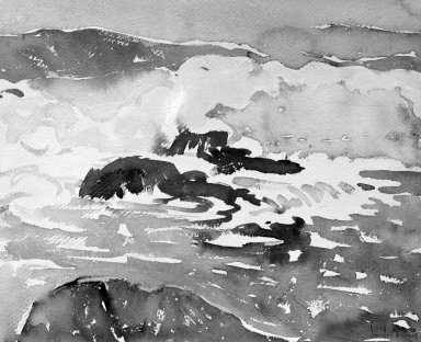 Brooklyn Museum: Surf