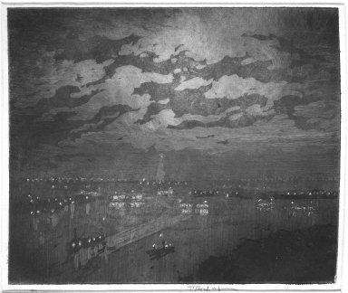 Brooklyn Museum: The Bay, New York