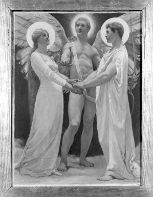 Brooklyn Museum: The Blessed Damozel: