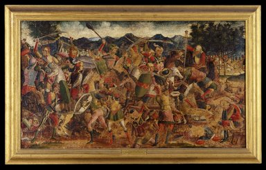 Brooklyn Museum: A Battle Scene