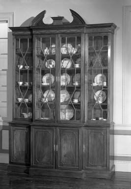 Brooklyn Museum: Bookcase