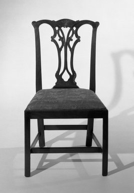 Chair, 18th Century., 37 3/4 x 21 x 18 in. (95.9 x 53.3 x 45.7 cm). Brooklyn Museum, 31.175.1. Creative Commons-BY