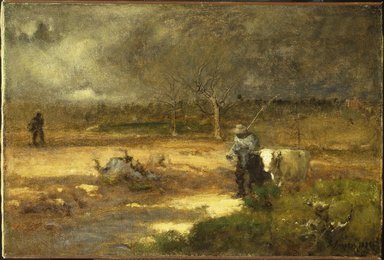 Brooklyn Museum: Homeward