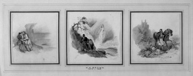 Brooklyn Museum: Illustration for an Edition of Manfred