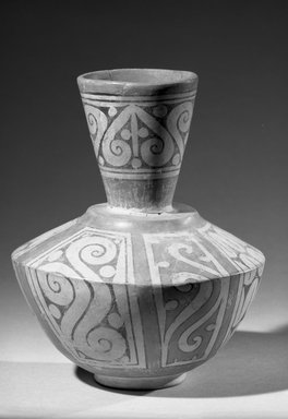 Extended Neck Jar. Ceramic, pigment Brooklyn Museum, Museum Expedition 1931, Museum Collection Fund, 33.448.52. Creative Commons-BY