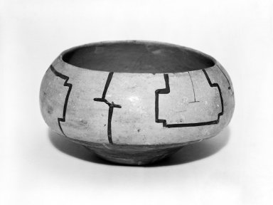 Conibo. Small Pottery Bowl. Ceramic Brooklyn Museum, Museum Expedition 1933, Purchased with funds given by Jesse Metcalf, 33.595. Creative Commons-BY