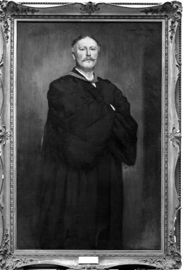 Brooklyn Museum: Portrait of Dr. William Stephen Rainsford