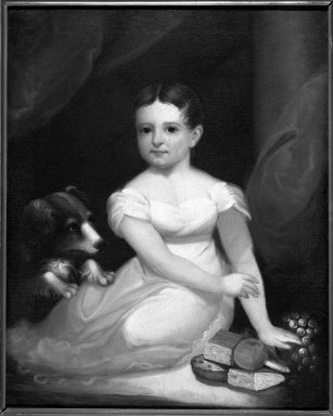 Brooklyn Museum: Portrait of Mary A. Cary