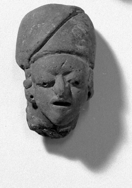 Head. Clay Brooklyn Museum, Ella C. Woodward Memorial Fund, 35.1676. Creative Commons-BY