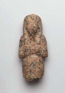 Brooklyn Museum: Shabti of Akhenaten