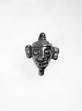 Brooklyn Museum: Bell in the Shape of a Human Head
