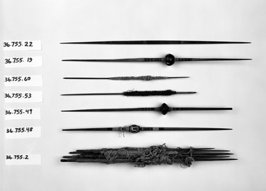 Brooklyn Museum: Spindle with Whorl
